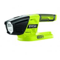 Ficklampa r18t-0 endast maskin inga batterier