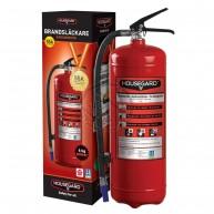 Brandsläckare Pulver 6kg 55A Design Edition