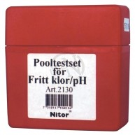 Pooltest Klor/pH 2130 Nitor