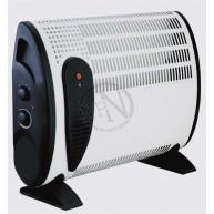 Konvektor Värmefläkt 450x620x180mm