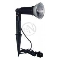 Trädgårdsspotlight IP54 PAR38 15,5W